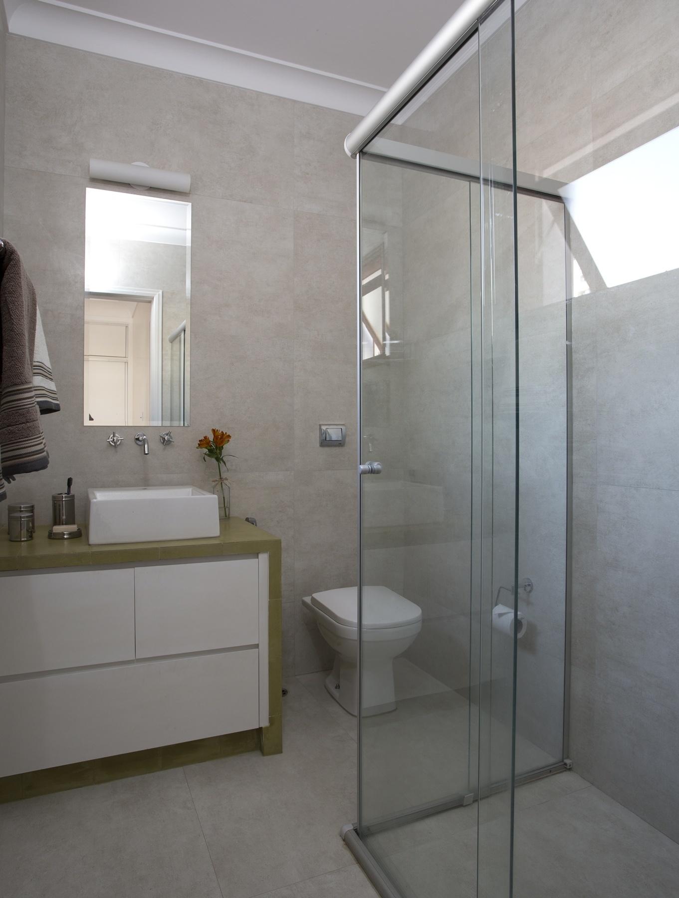 Imagens de #585144  de vidro e espelho da Julio Box; além de louças metais e 1361x1800 px 2358 Box De Vidro Banheiro Porto Alegre