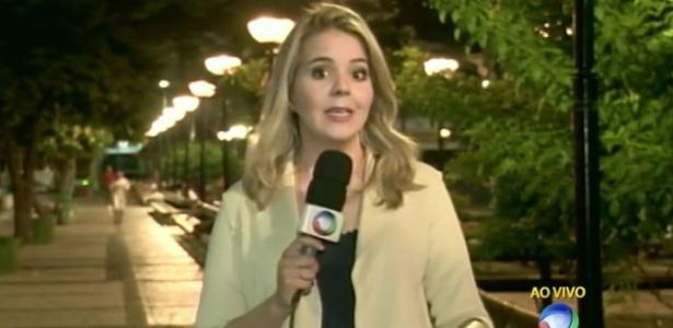 Jornalista da Record gagueja, esquece texto e é cortada do ar ao vivo