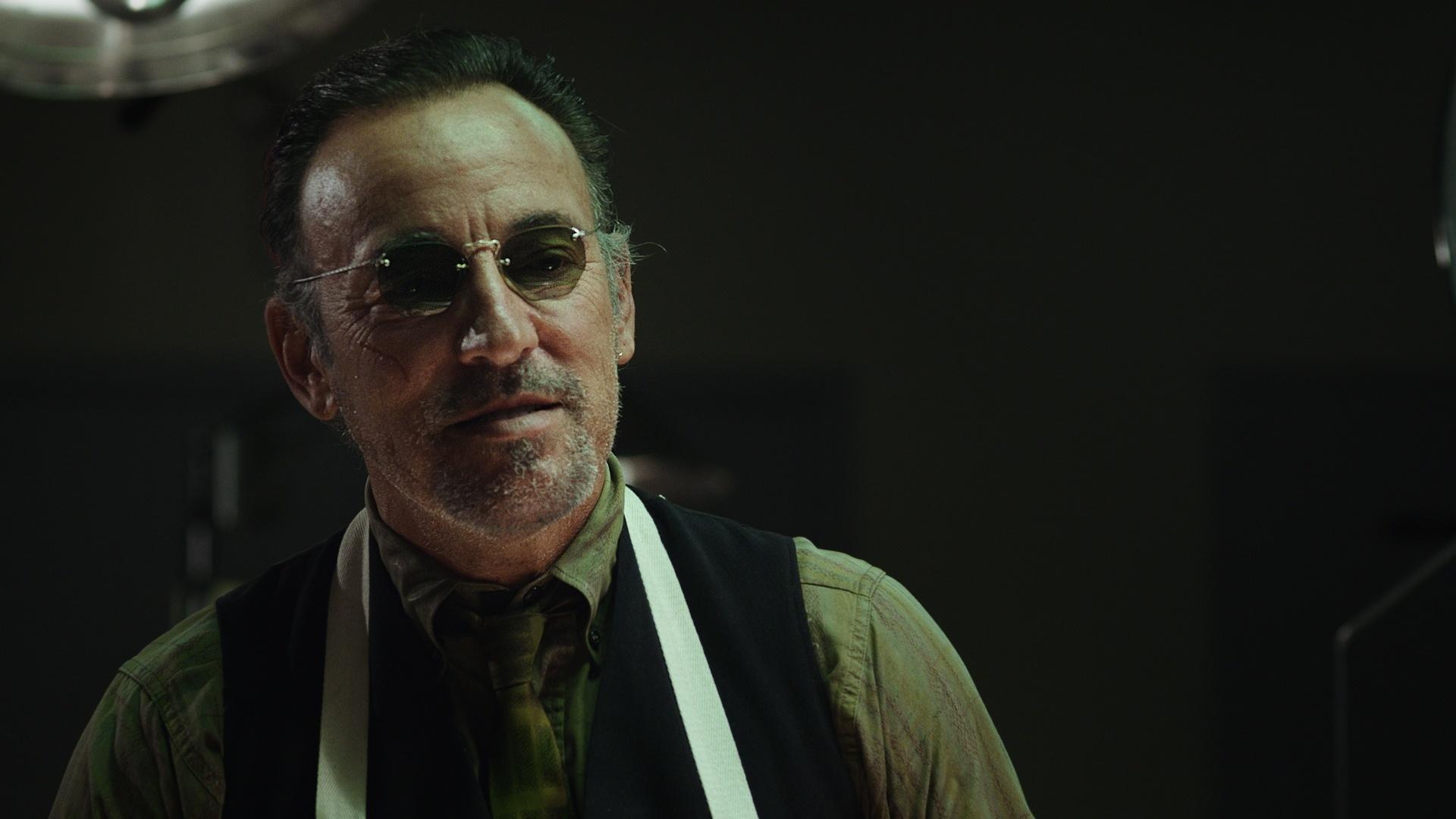 Bruce Springsteen em