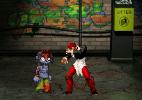 [Jogos Online] Derrote os zumbis na base da porrada - Reprodução