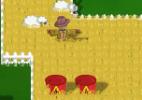 [Jogos Online] Use os fósforos e queime os espantalhos - Reprodução