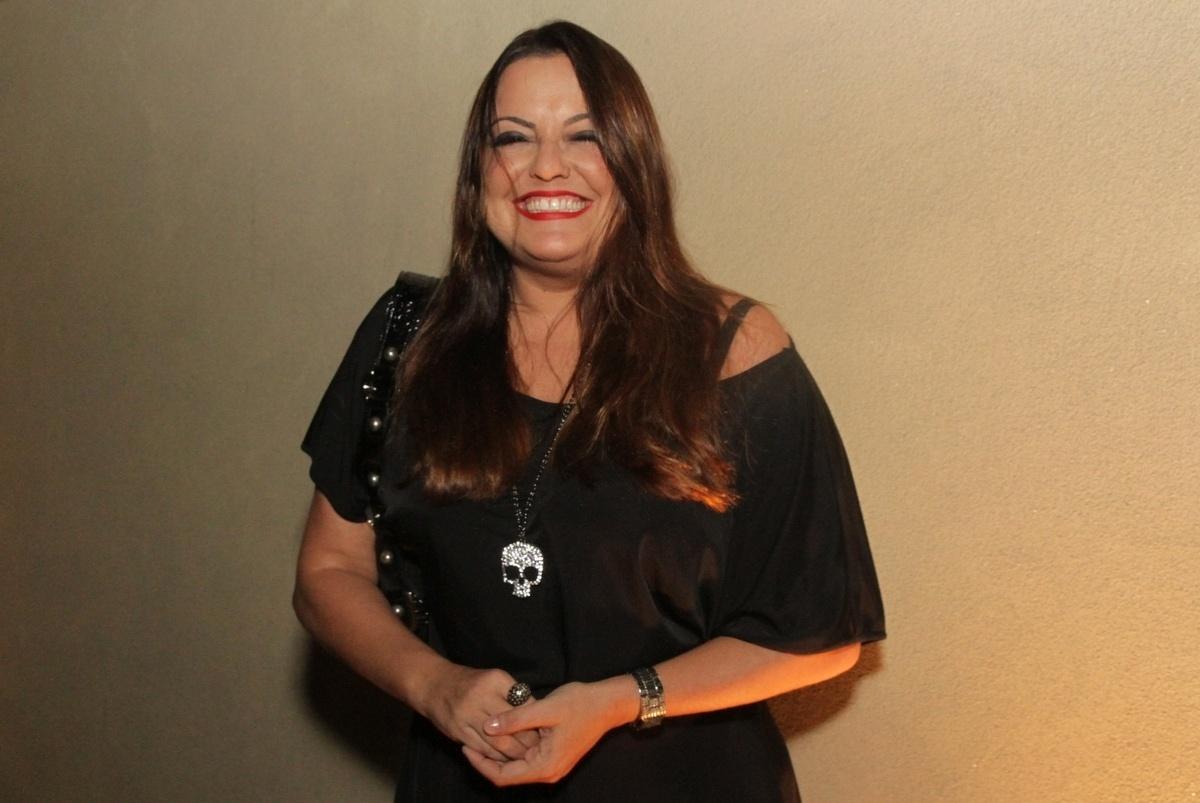 21.nov.2014 - A blogueira e jornalista Fabíola Reipert é convidada para o casamento de Rodrigo Scarpa, o