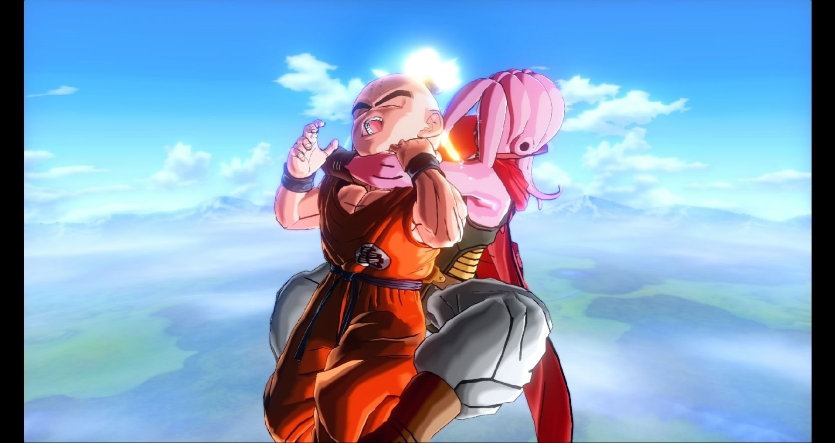 Simply matchless Dragon ballz females nude look