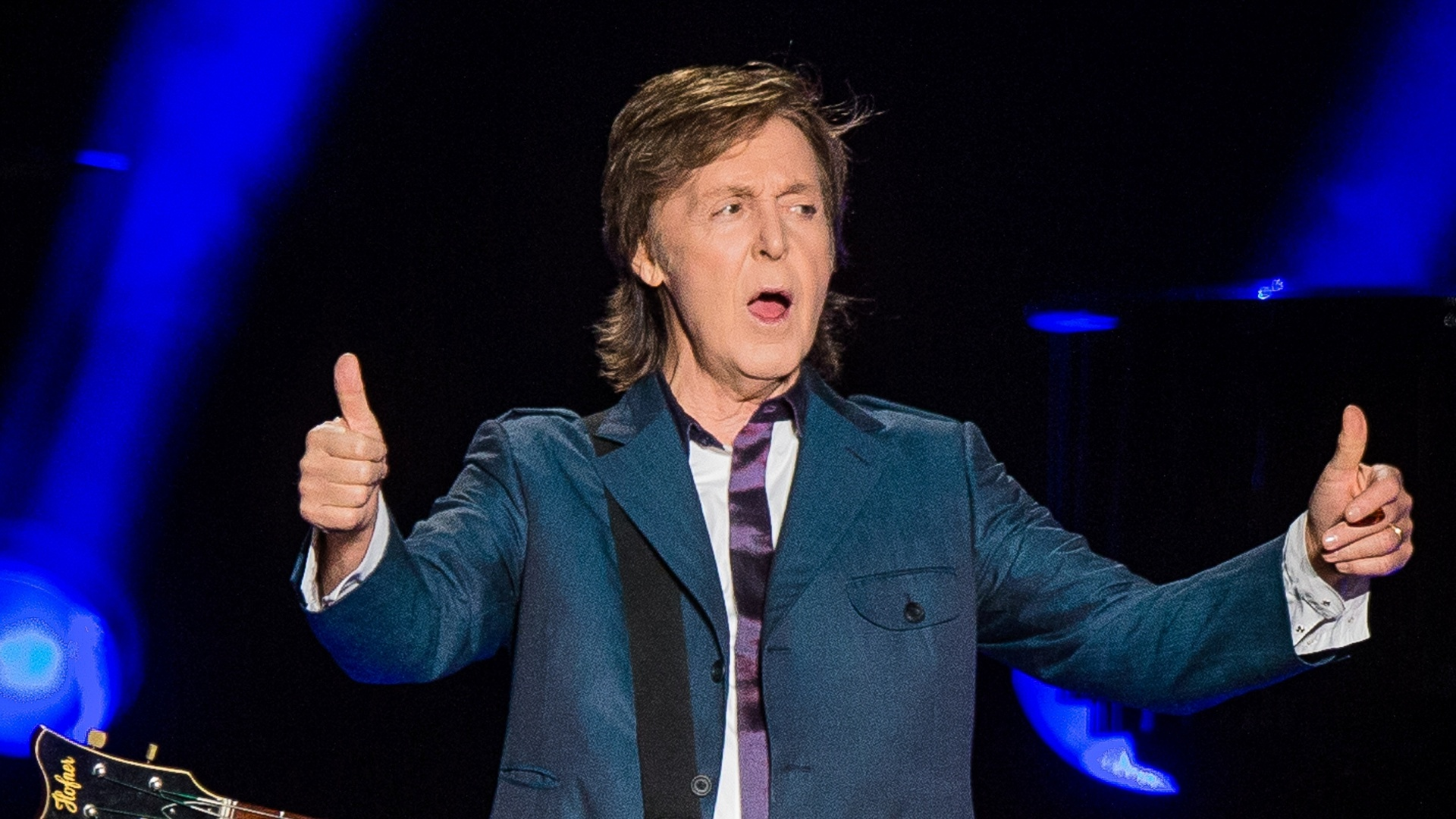 25.nov.2014 - Paul McCartney diz