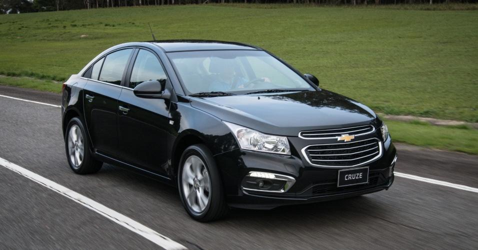 Chevrolet Cruze 2015 http://www.cantinhojutavares.com