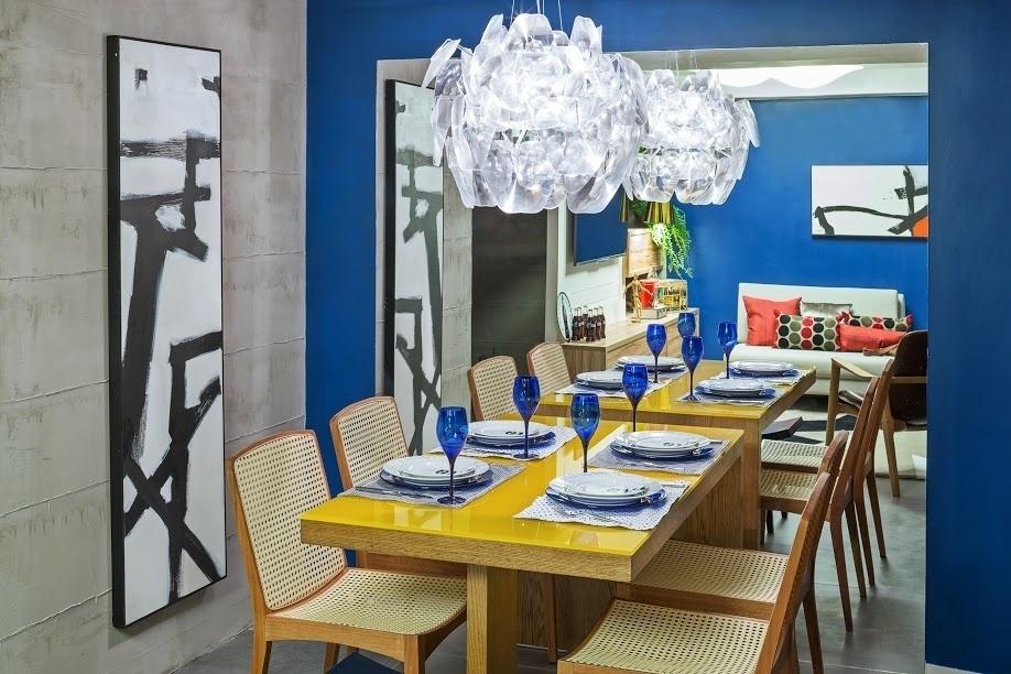 Salas de jantar ideias para decorar o ambiente  BOL Fotos  BOL