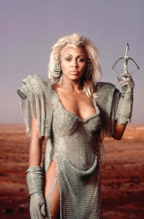 Tina Turner, em foto promocional do filme