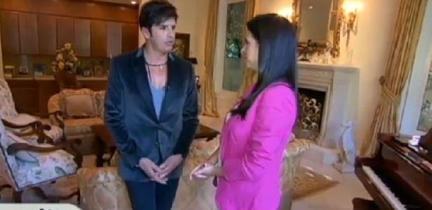 Rey exibe mansão de US$ 15 milhões e diz sonhar com a Presidência do Brasil