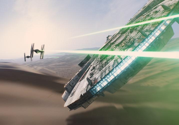 Resultado de imagem para Vídeo revela segredos dos efeitos visuais de Star Wars: O Despertar da Força