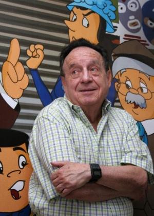 Bolanõs criou personagens como Chaves e Chapolin
