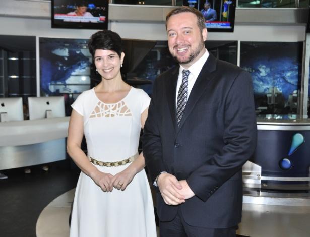 Mariana Godoy e Franz Vacek na RedeTV!