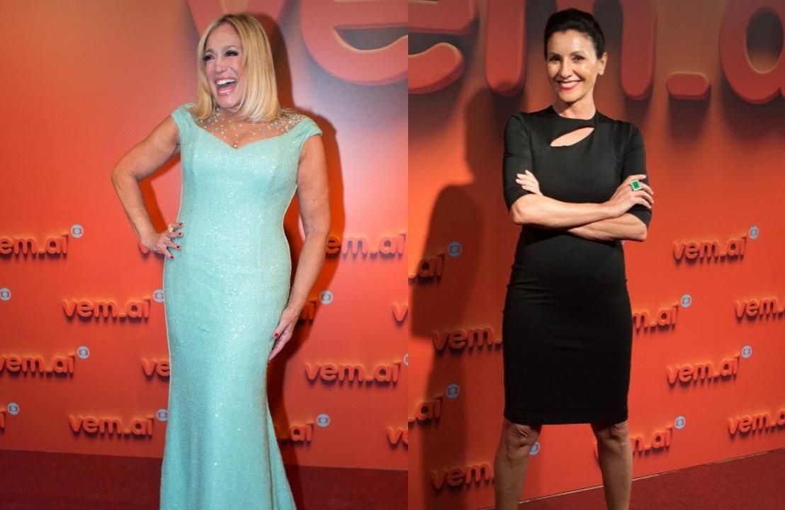 Susana Vieira versus Cássia Kiss Magro: boatos na época diziam que Cássia desistiu de trabalhar em