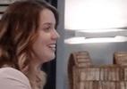 Laura fica em choque ao conhecer possível mãe biológica em