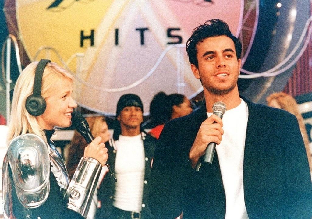 Em 1995, Xuxa também deu atenção aos