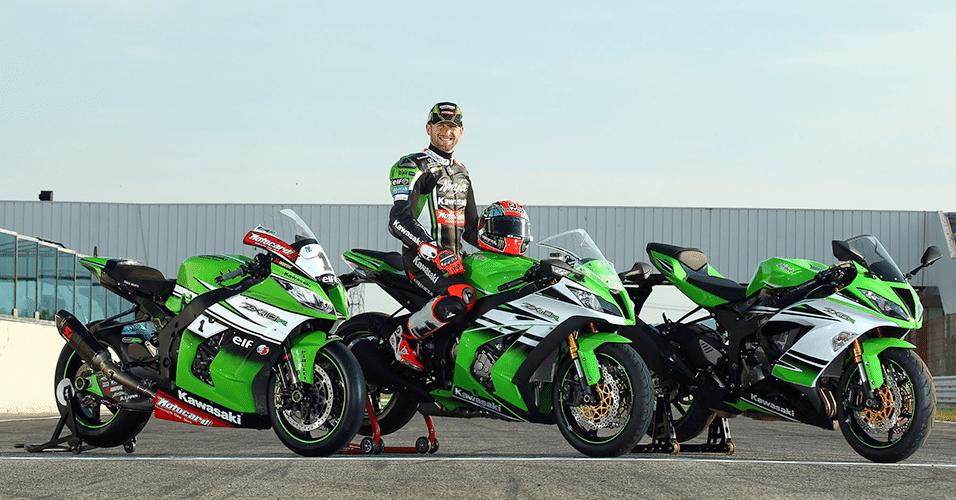 Kawasaki Ninja 30 anos