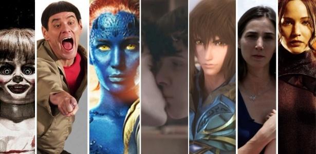 Internautas do UOL escolhem os melhores filmes de 2014 entre produções nacionais e internacionais