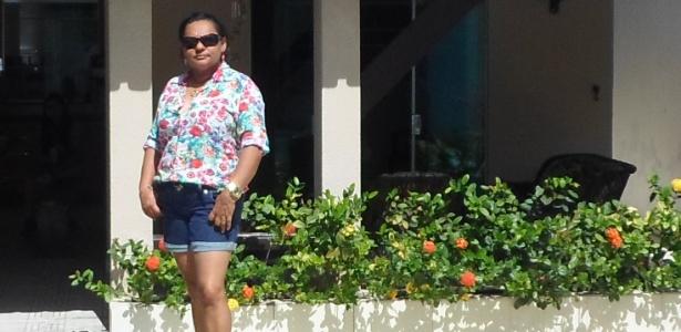 """Mara diz ser grata ao """"BBB"""" por ter conseguido mudar de vida. Hoje, ela mora em uma casa na praia com piscina e área para churrasco"""