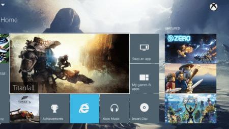 Usuários poderão ajustar transparência dos ícones na dashboard do Xbox One
