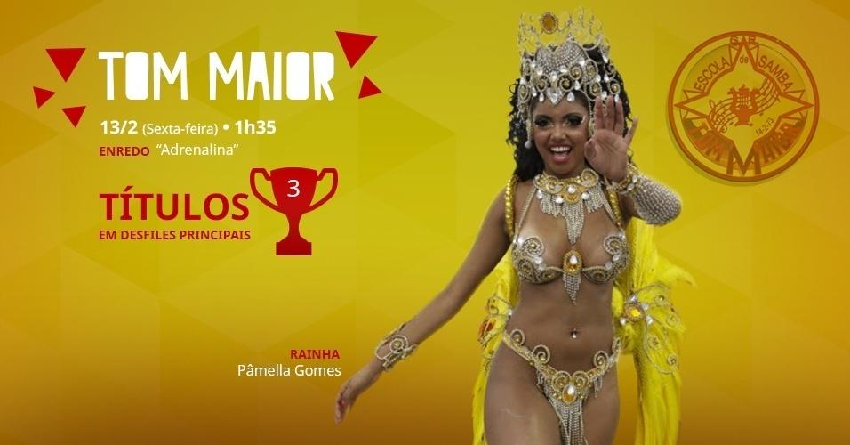 carnaval 2015 - Tom Maior