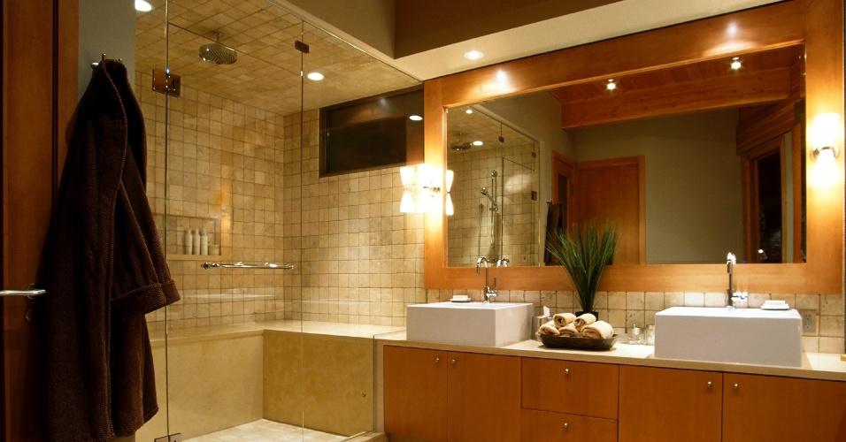 decoracao gesso banheiro : decoracao gesso banheiro: iluminação do banheiro – Casa e Decoração – UOL Mulher