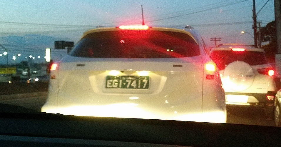 Futuro jipinho nacional, Honda HR-V é flagrado pelo leitor Matheus Milani em Nova Odessa (SP), região próxima de Sumaré, local de uma das fábricas da empresa no Brasil