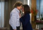 Após noite de amor, Inês e Marcelo decidem ficar juntos em