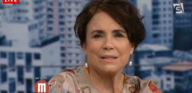 Regina Duarte fala sobre homossexualidade e interesse por novelas no Brasil
