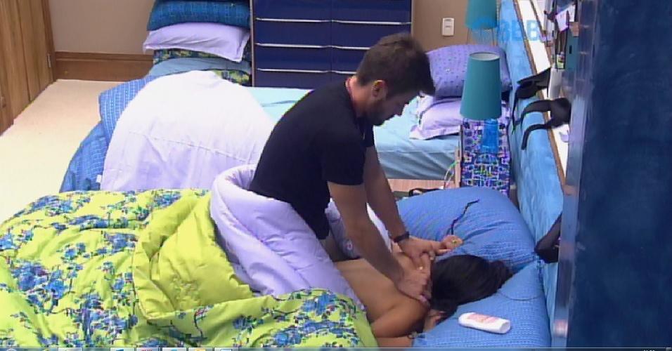 massagem casal festa com sexo