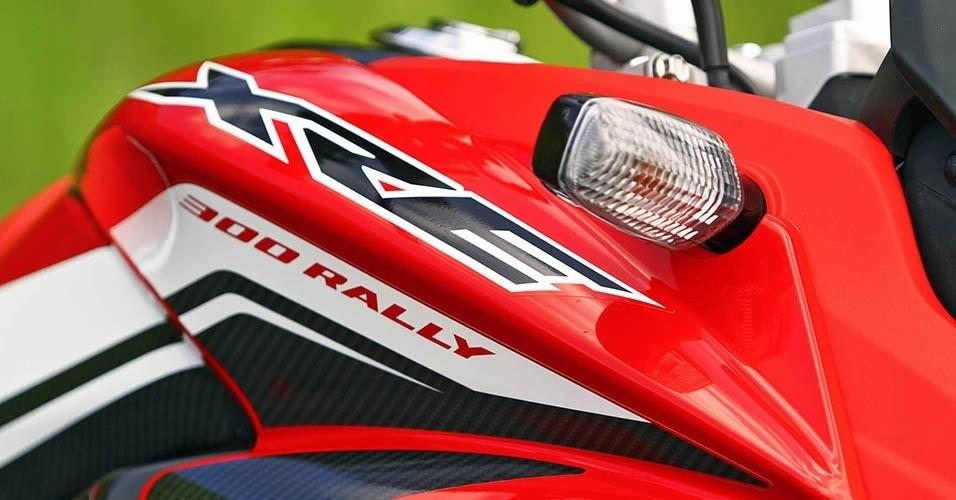 Honda XRE 300 Rally 2015