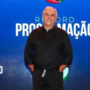 "H1N1 afasta Marcelo Rezende do ""Cidade Alerta"""