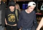 Mãe de Kristen Stewart diz que não falou sobre o namoro da filha - Nasim Saleh/Racked Focus Photo