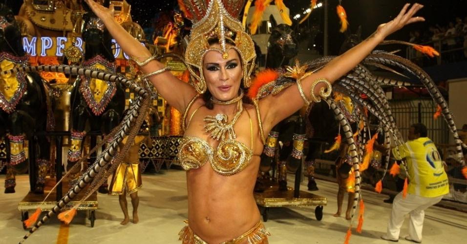 image Carnaval nubia oliver e viviane araujo peladas ao vivo