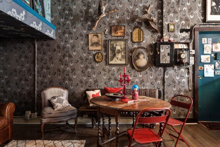 decoracao de cozinha hippie : decoracao de cozinha hippie:em atmosfera de amor e resistência – Casa e Decoração – UOL Mulher