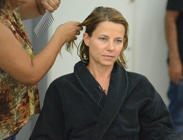 """Vera Zimmermann se prepara para transformação radical para personagem de """"Os Dez Mandamentos"""""""