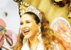 """""""Meu coração está batendo mais forte"""", diz Maria Rita ao voltar ao Anhembi - Reinaldo Canato/UOL"""
