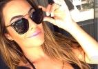 """""""Super me enxergo na Tamires"""", diz Monique, do """"BBB12"""", sobre ganho de peso - Reprodução/Instagram/MoniqueAmin"""