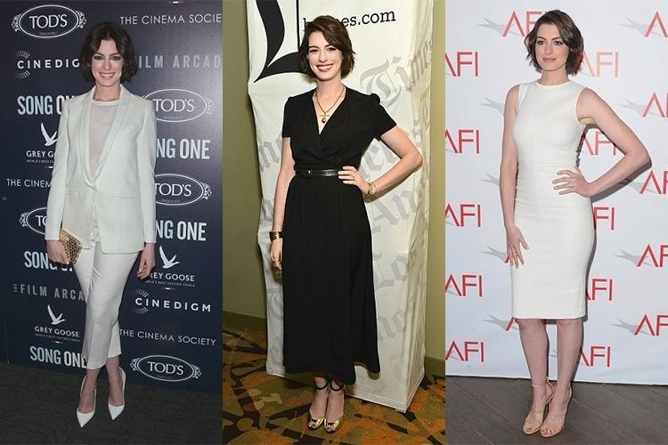 Inspire-se no visual das famosas e aprenda a usar vestido