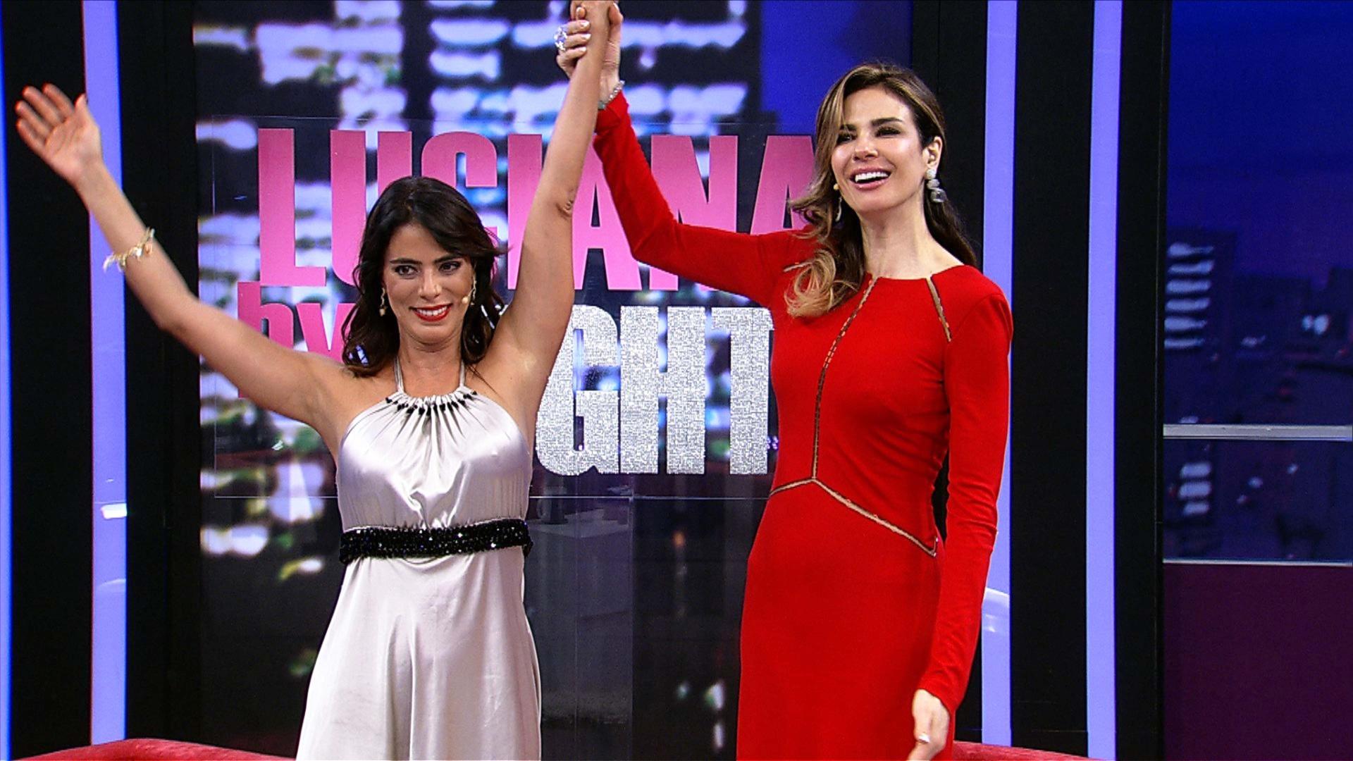 Mar.2015 - Heloísa Faissol conta em entrevista a Luciana Gimenez que teve paixão platônica por Chico Buarque, no
