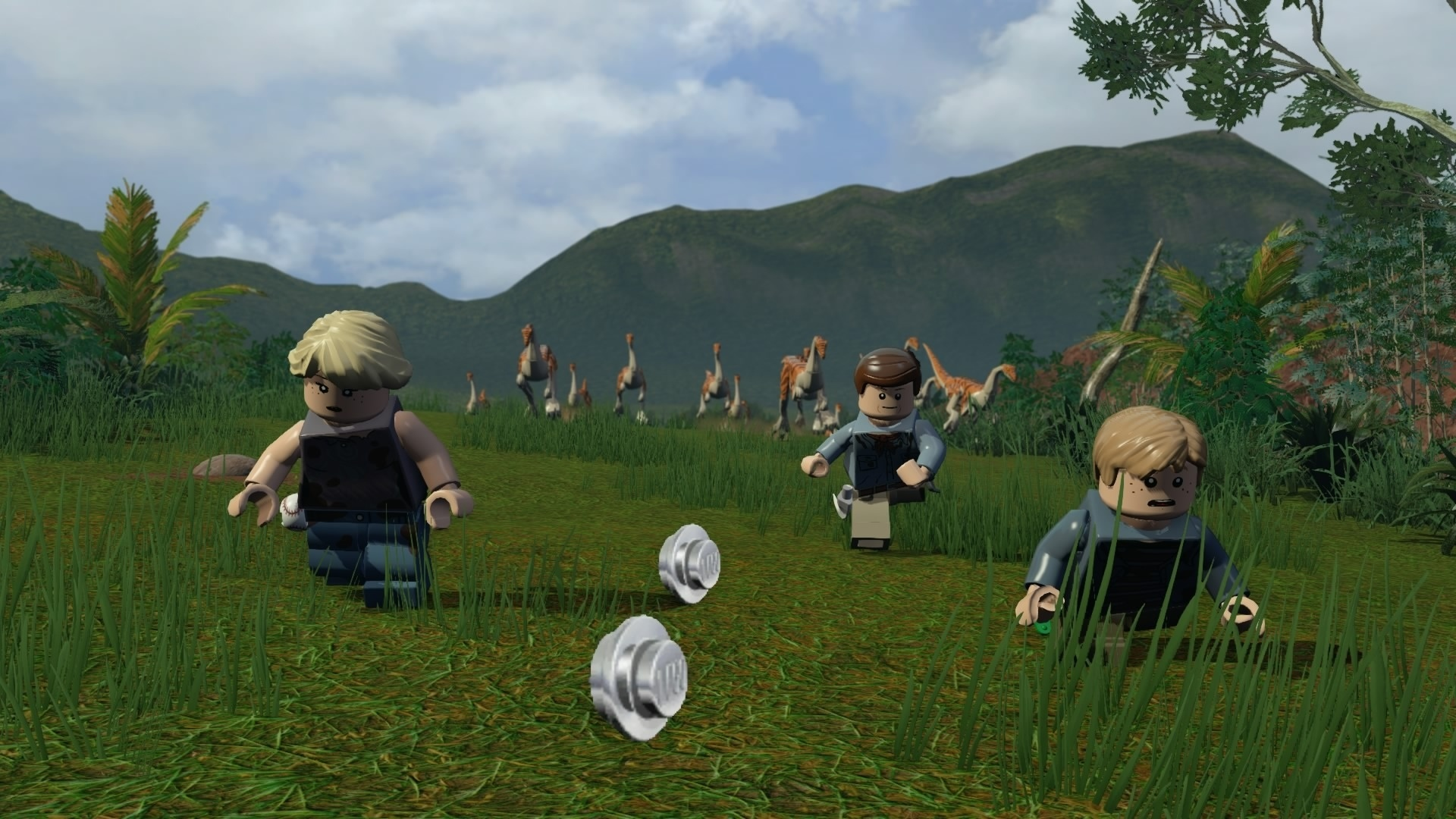 Imagens: LEGO Jurassic World (Playstation 4) - UOL Jogos