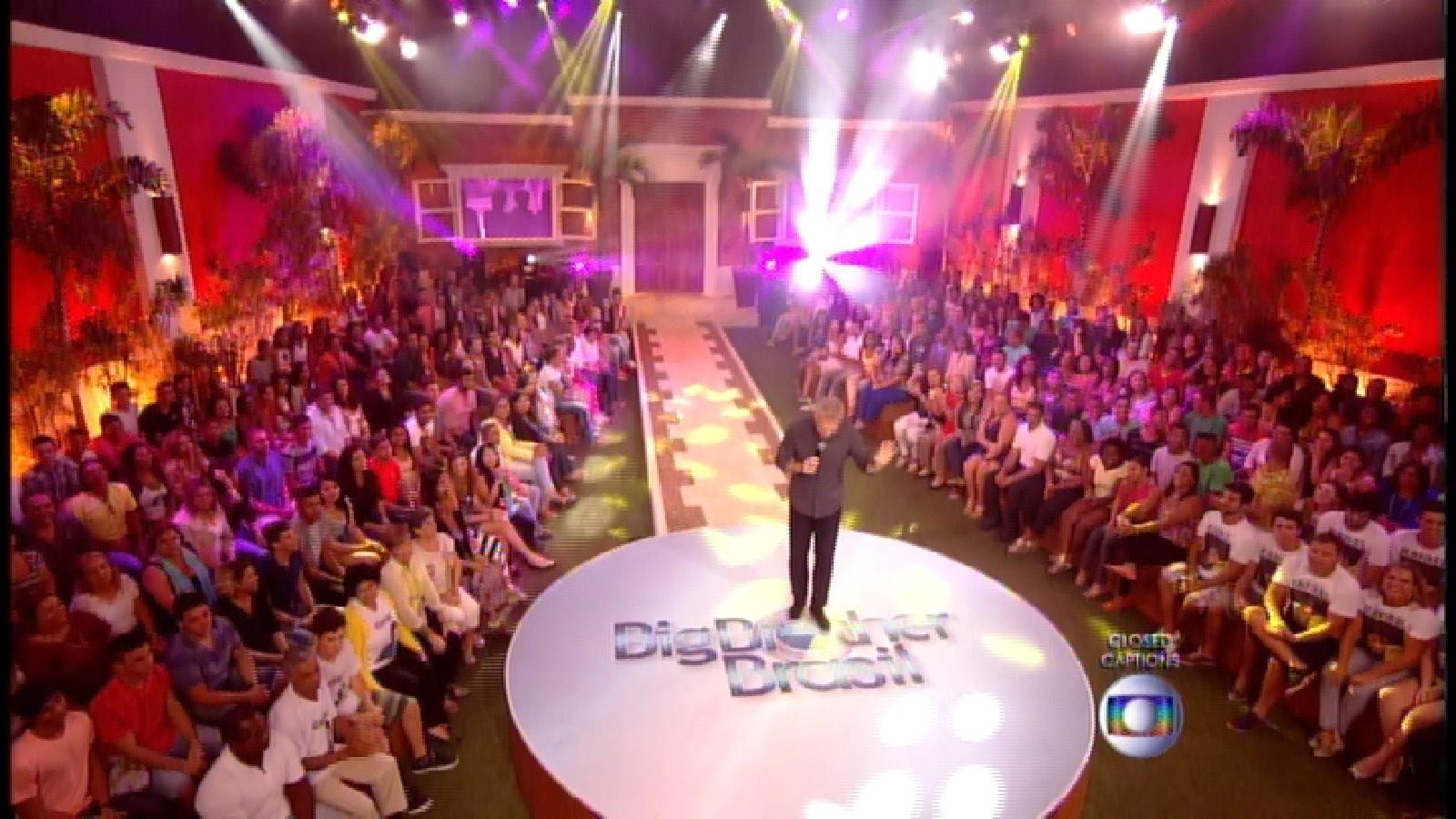 17.mar.2015 - Bial apresenta torcidas de Cézar e Rafael