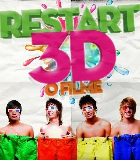 Em 2010, a banda Restart anunciou um dilme em 3d que contaria a história de seus integrantes