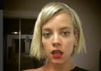 Lily Allen muda visual e aparece loira nas redes sociais - Reprodução/Instagram/lilyallen