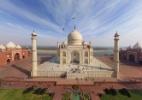 Excrementos de insetos ameaçam o mármore branco do Taj Mahal - Reprodução/BBC