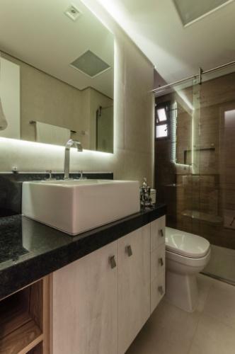 decoracao para banheiro quadrado