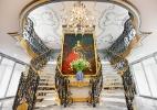 Inspirado em imperatriz austríaca, navio de luxo terá decoração de ouro - Divulgação/Uniworld