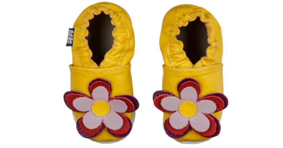 Sapato Do Beb 234 Sapatilha Branca