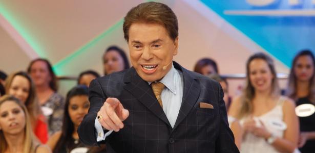 """Silvio Santos diz que Cauby Peixoto está igual a ele, """"com um pé na cova"""""""