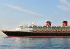 Navio da Disney terá espetáculo inspirado em história da Rapunzel - Divulgação/Disney Cruise Line