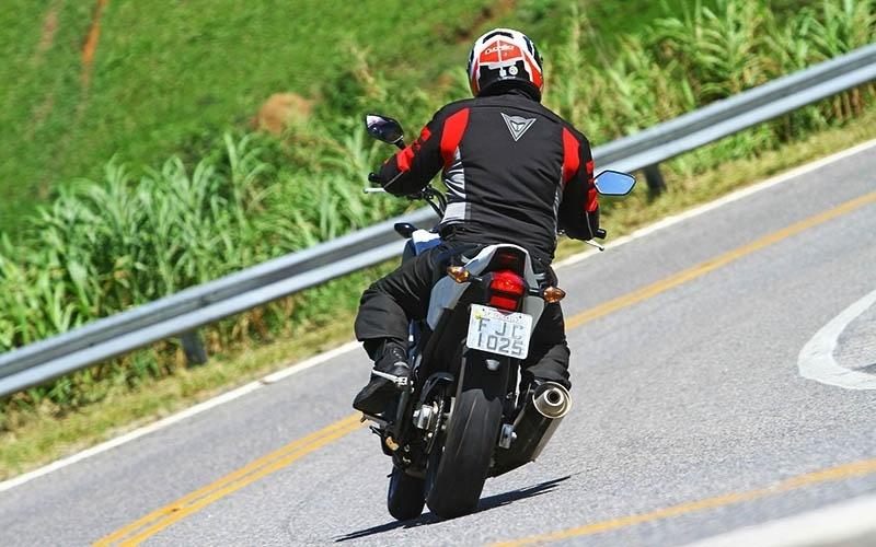 Honda NC 750X 2015