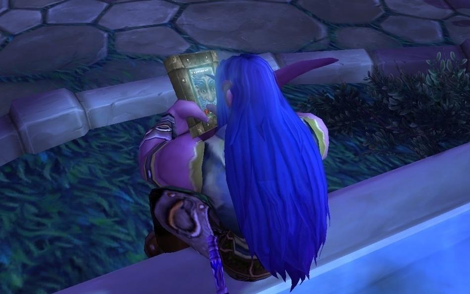 Depois do S.E.L.F.I.E.,  a Blizzard apresentou o T.I.N.D.R., um 'feitiço' para encotrar seu par ideal em